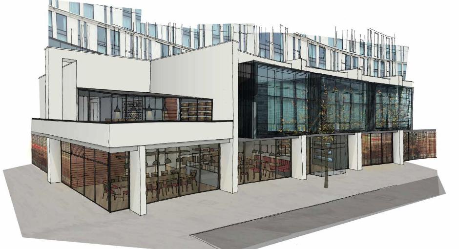 Hilton Liverpool Extension